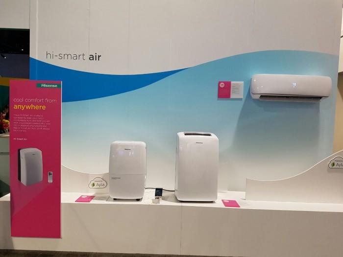 hisense ces17 smart air