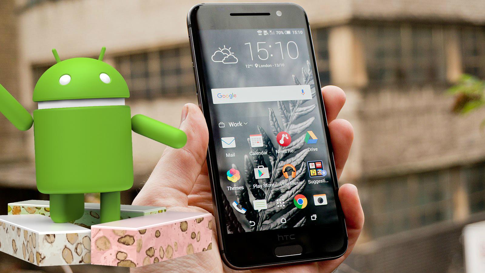 HTC ya está actualizando todos los modelos compatibles