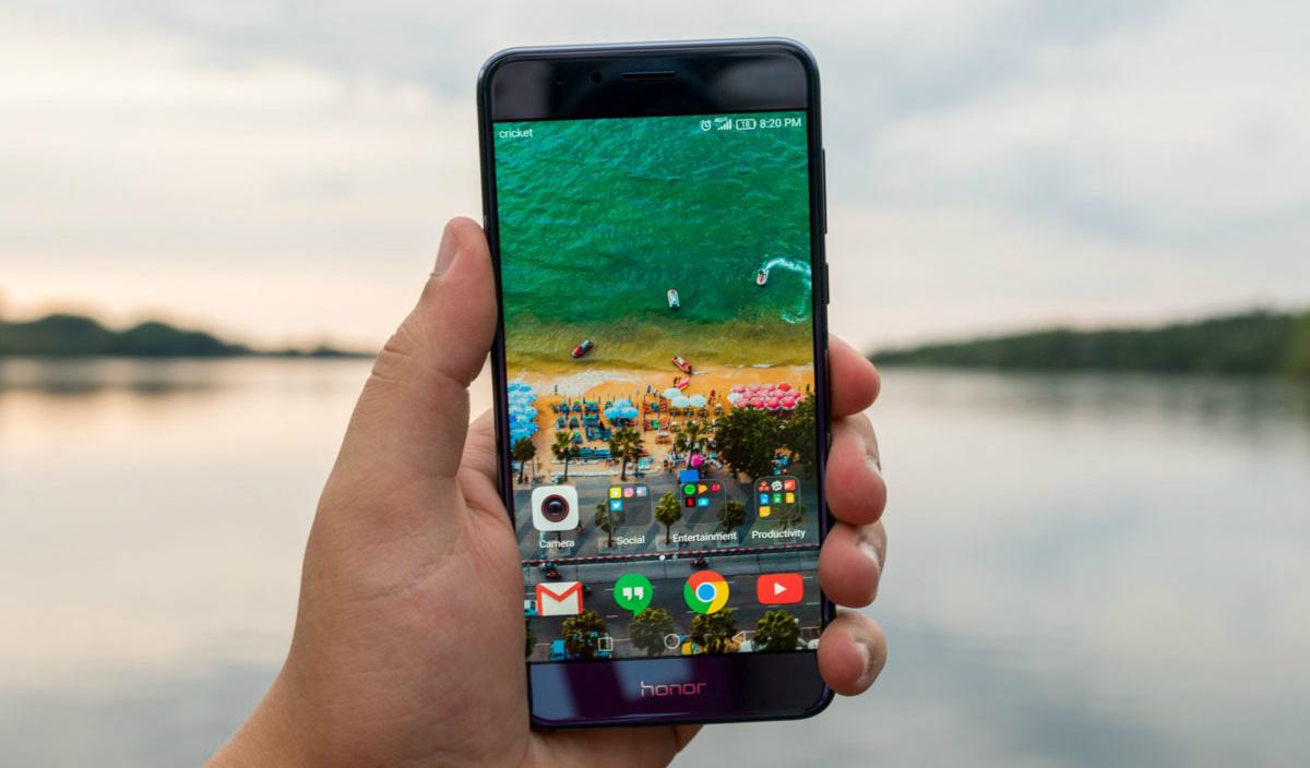 Honor 8 ya goza de las novedades de Android Nougat