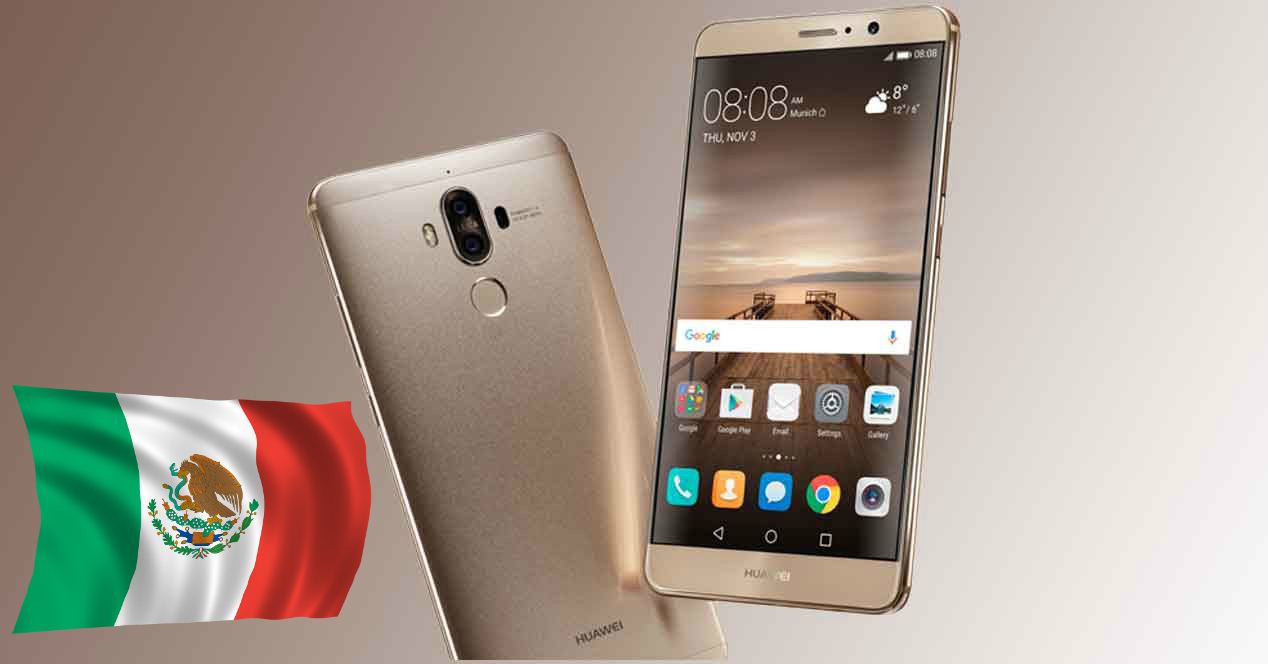 Ya se viene el sucesor del Huawei Mate 9