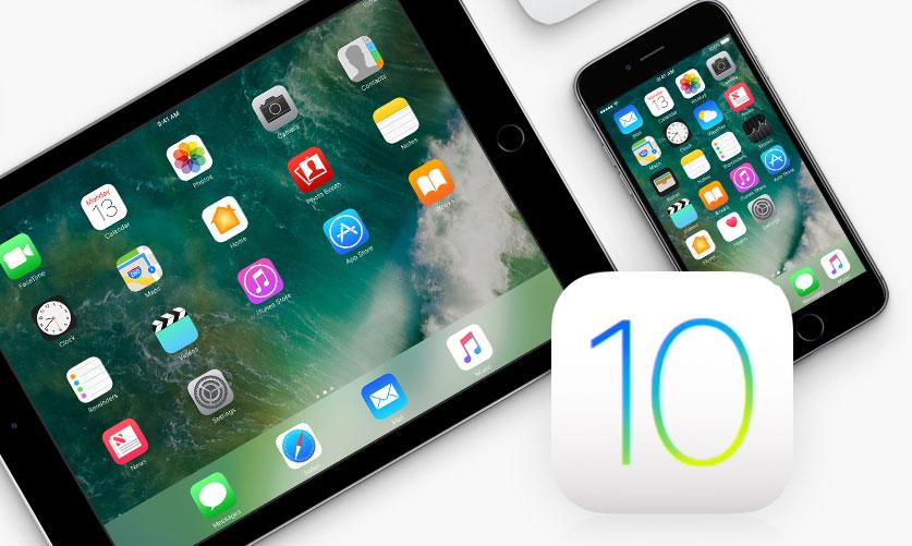 iOS 10 domina el ecosistema de Apple