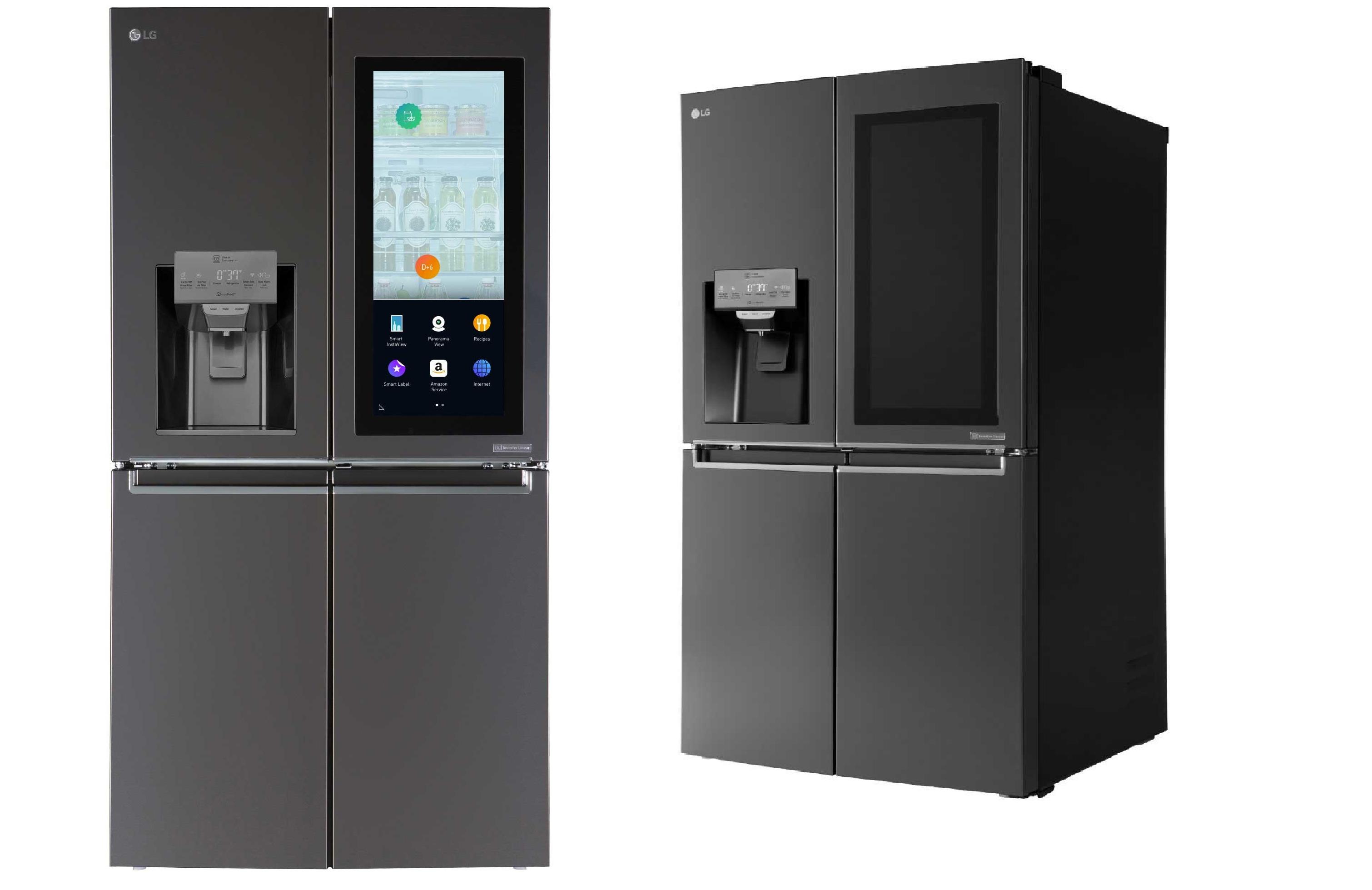 Así luce el nuevo refrigerador de LG
