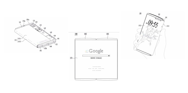 lg_foldable_smartphone patente