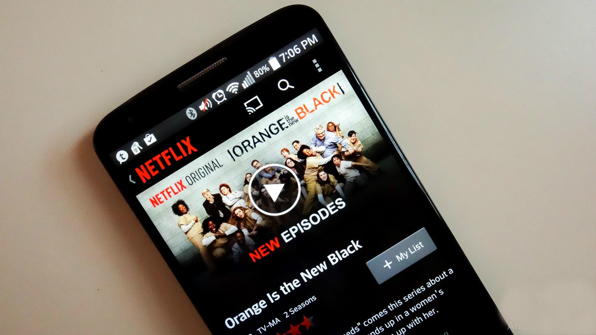 Netflix ya permite elegir donde guardar el contenido