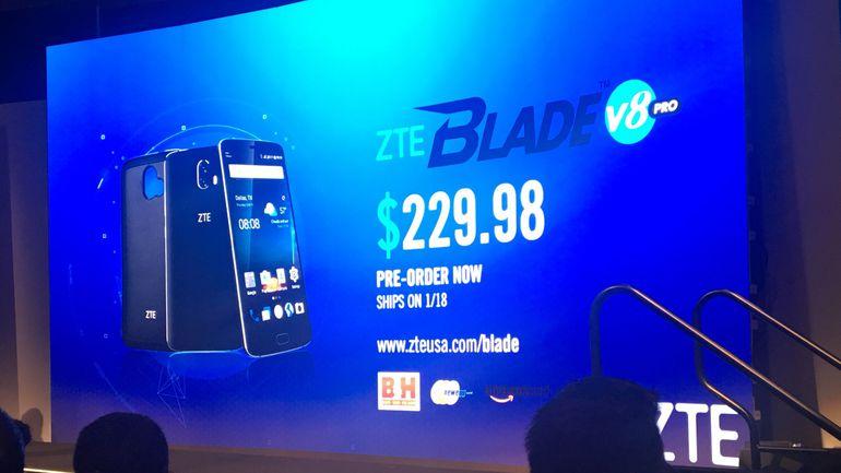 zte-blade-v8-pro-disponibilidad precio