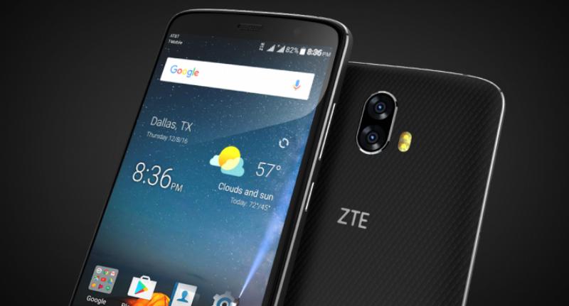 Así es el nuevo gama media insignia de ZTE