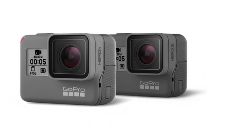 GoPro Hero 6 sería bastante parecida a la Hero 5