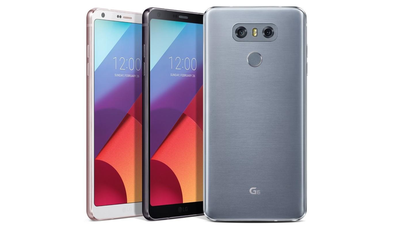LG G6 estará a la venta en los primeros días de marzo