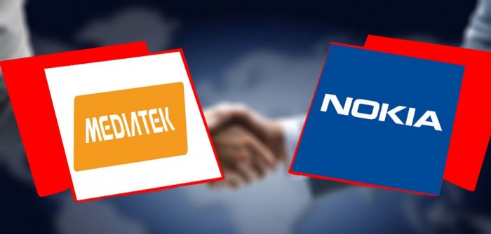 MediaTek-Nokia