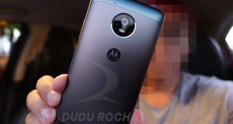 No luce tan mal el Moto G5