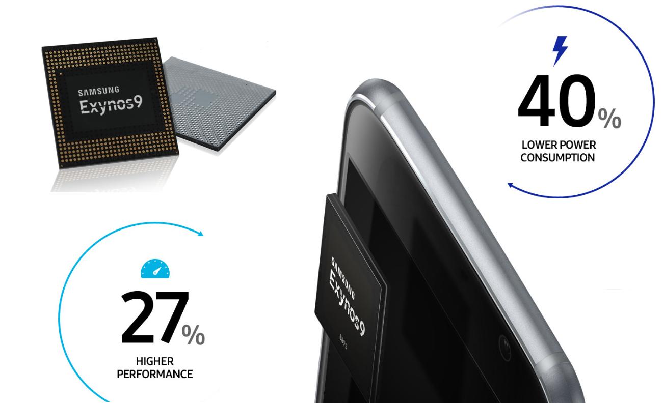 Conoce al nuevo Exynos 9 de Samsung