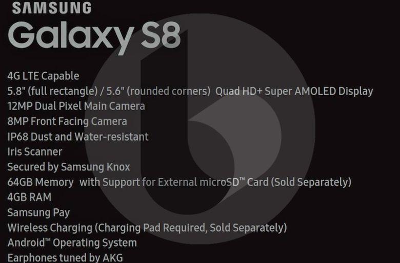 Samsung-Galaxy-S8-specs