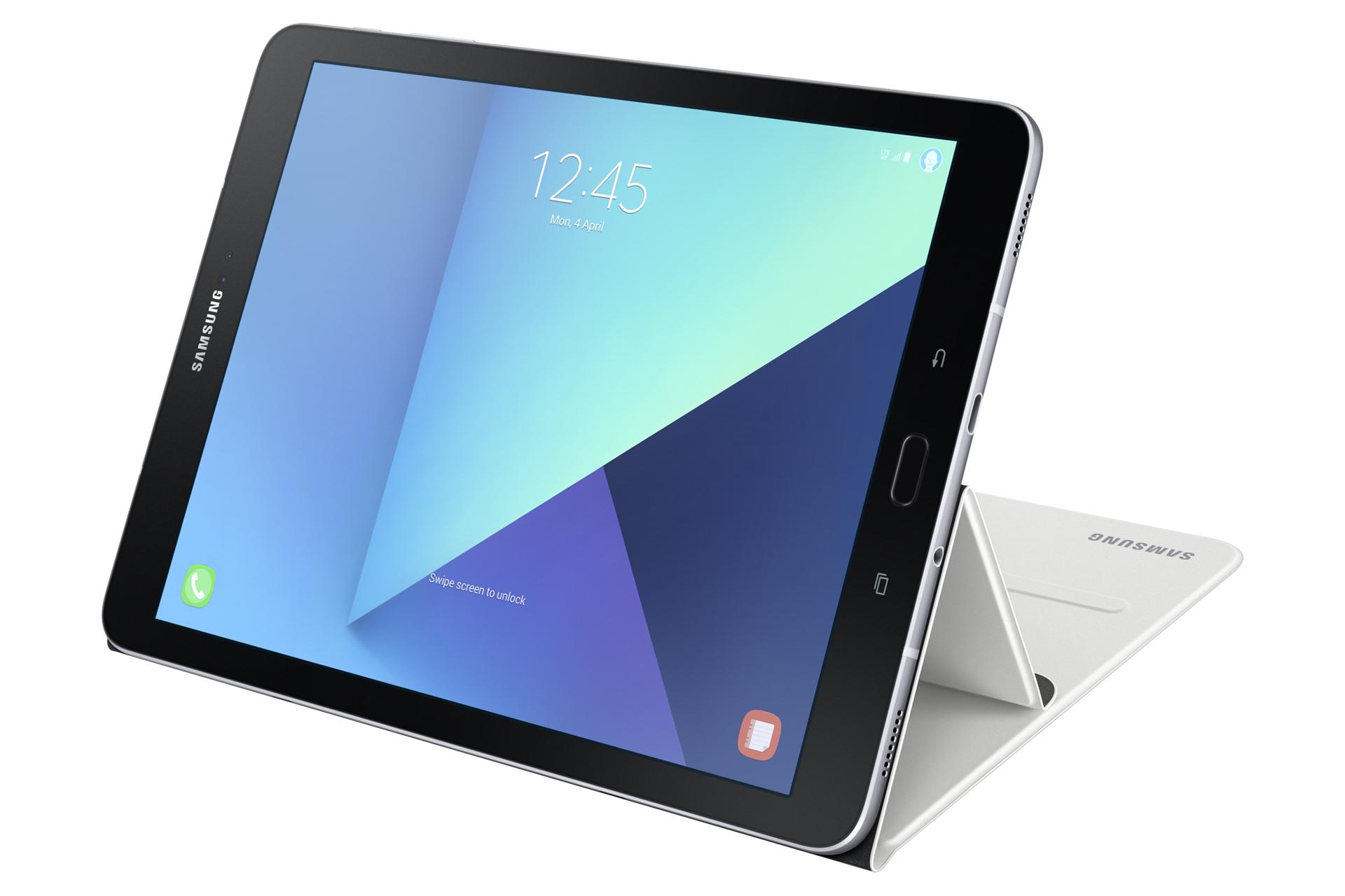 Así luce la nueva tablet de Samsung