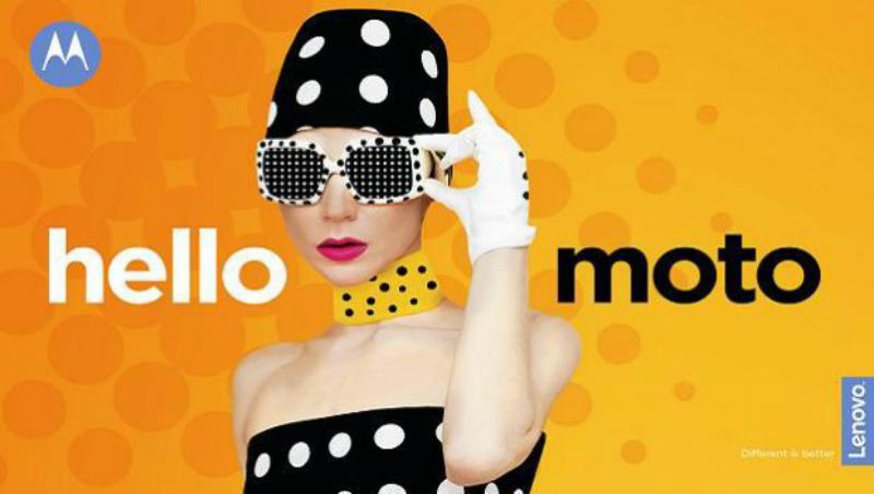Motorola estrena nueva campaña en México