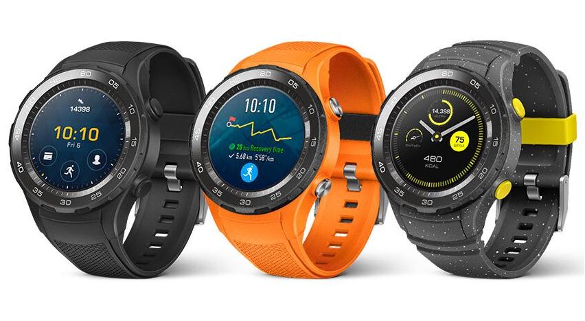Huawei Watch 2 llegará acompañado del Huawei P10 y P10 Plus