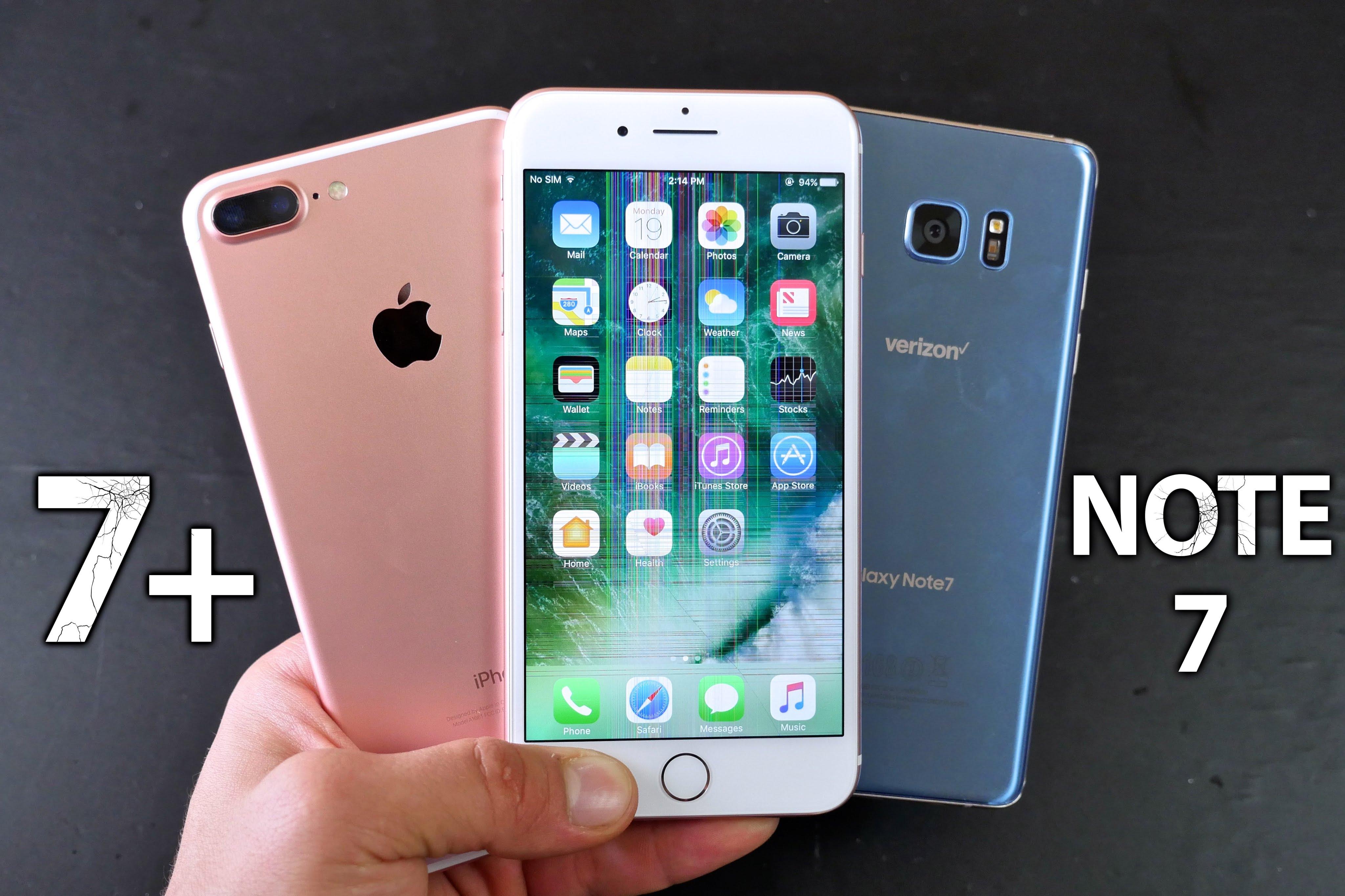 iPhone 7 y iPhone 7 Plus potenciaron las ventas del iPhone