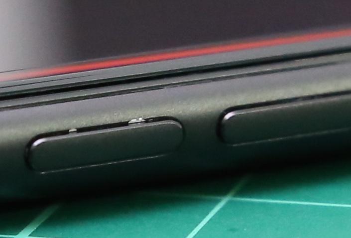 iphone7matte negro pelado