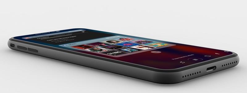 iphone8 concepto