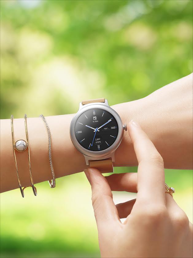 lg watch styledama