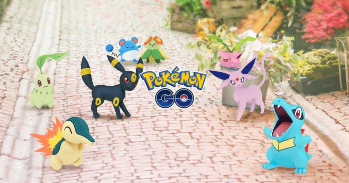 pokemon go nuevos monstruos
