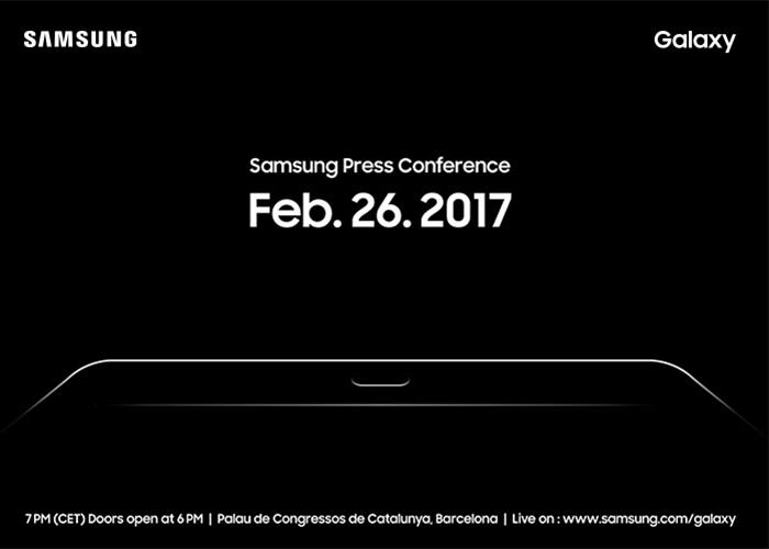 Aquí está el anuncio de Samsung