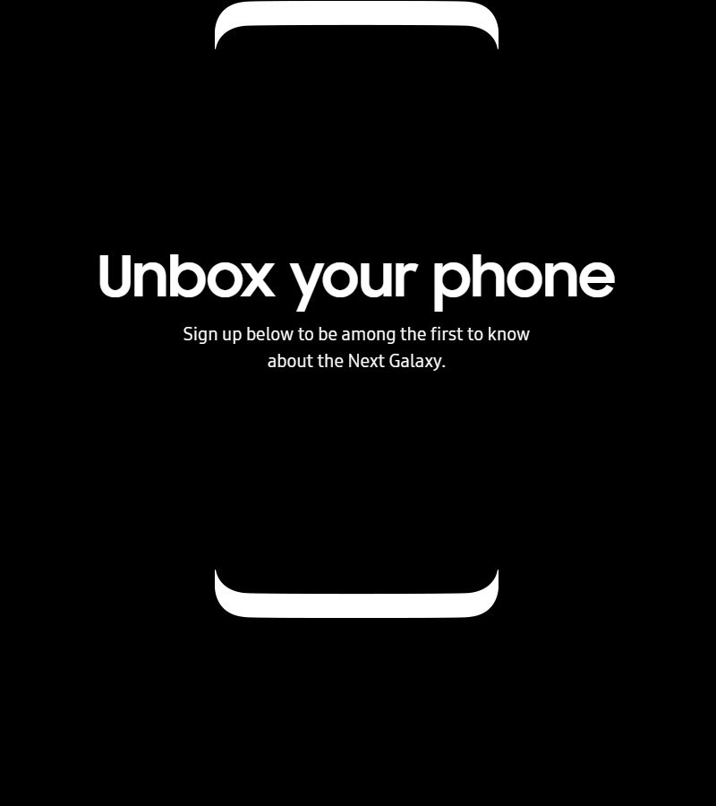 samsung unboxing