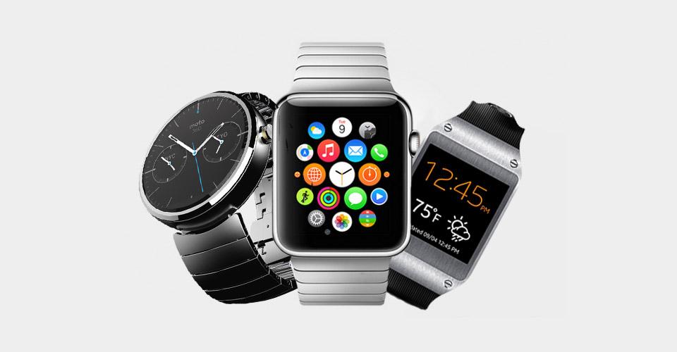 Apple lideró la venta de smartwatches en 2016