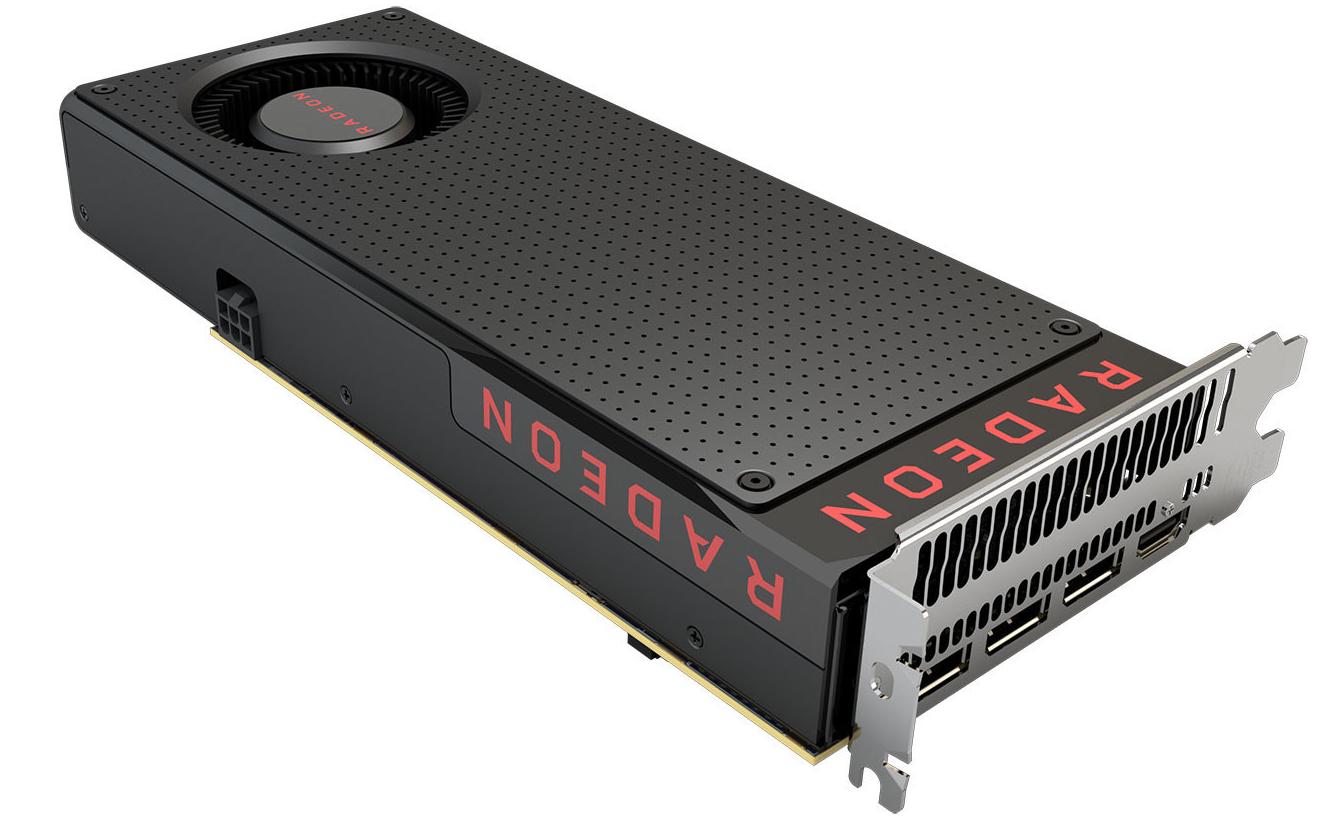 AMD Radeon RX 580, 570, 560 y 550 no presentarían grandes cambios