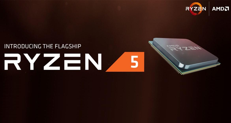 Conoce los AMD Ryzen 5