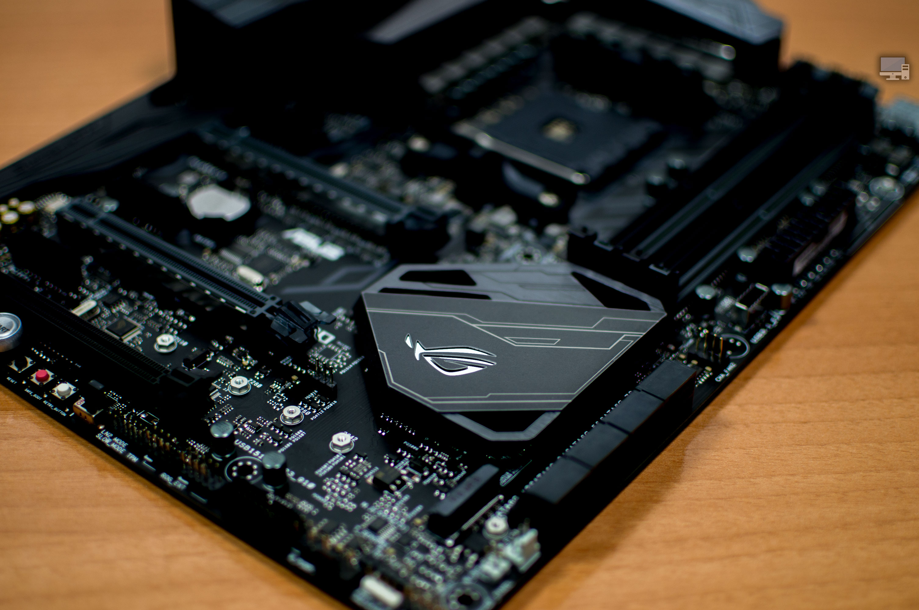 ASUS estrena productos para Ryzen
