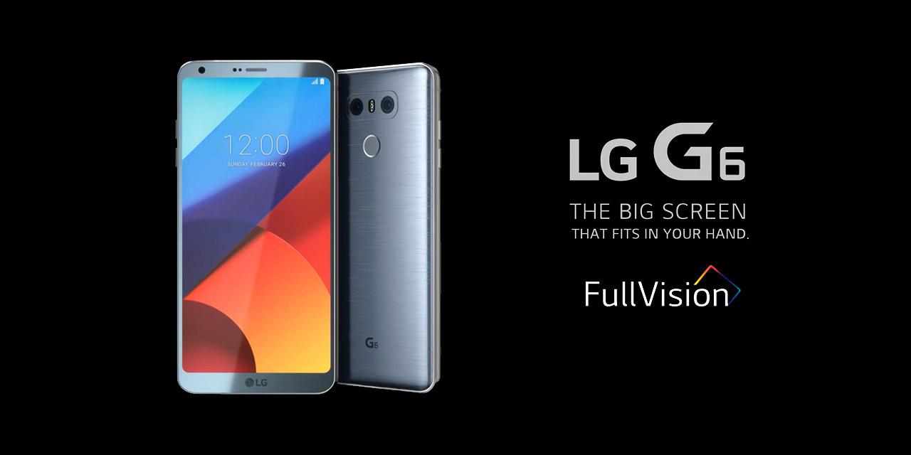 LG V30 también utilizará la tecnología FullVision