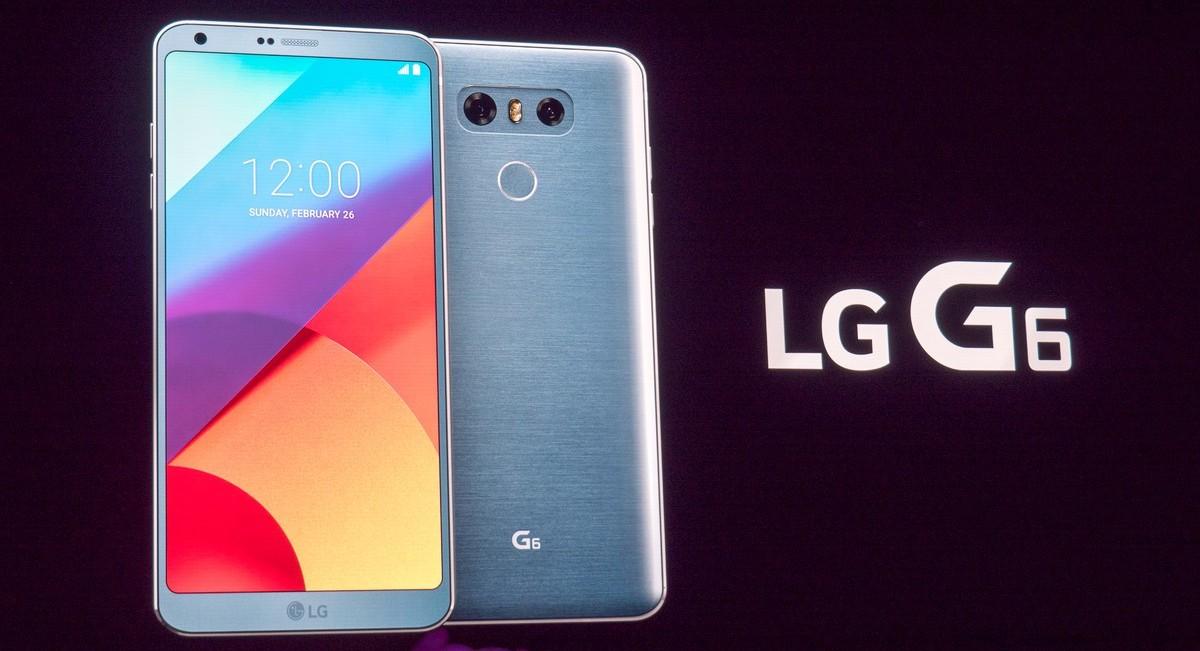 LG G6 comenzará su despliegue a nivel global en abril