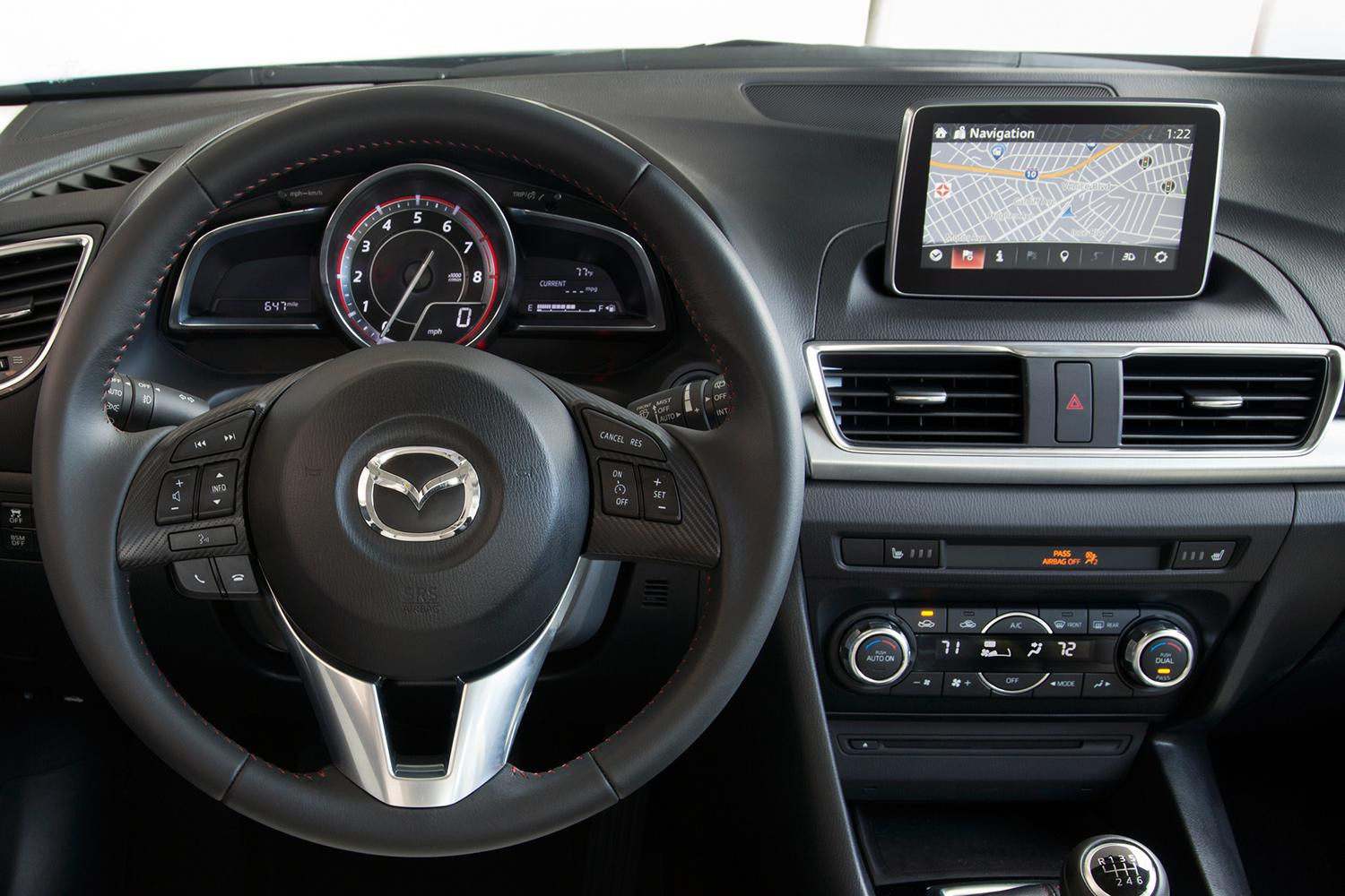 Mazda Connect finalmente tendrá soporte para CarPlay