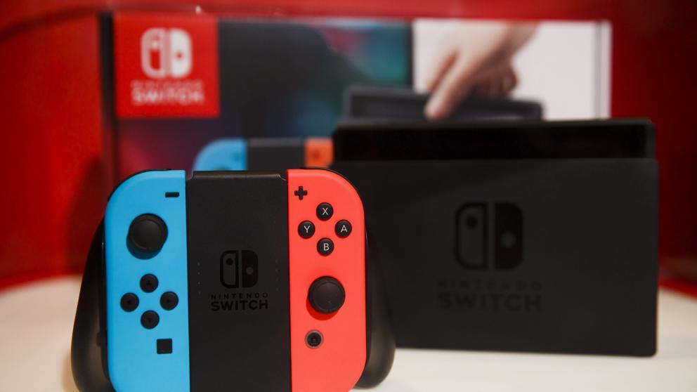 Nintendo Switch utiliza el motor WebKit de Apple