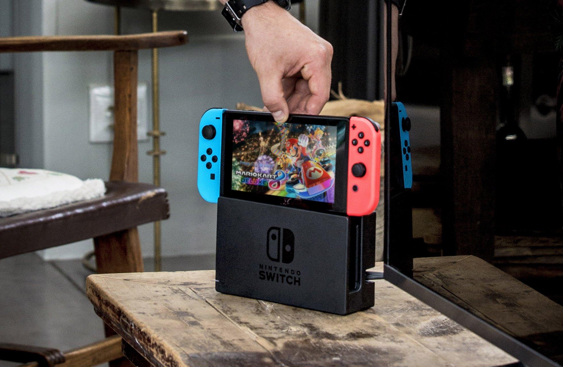 Nintendo Switch podría superar las expectativas de la compañía