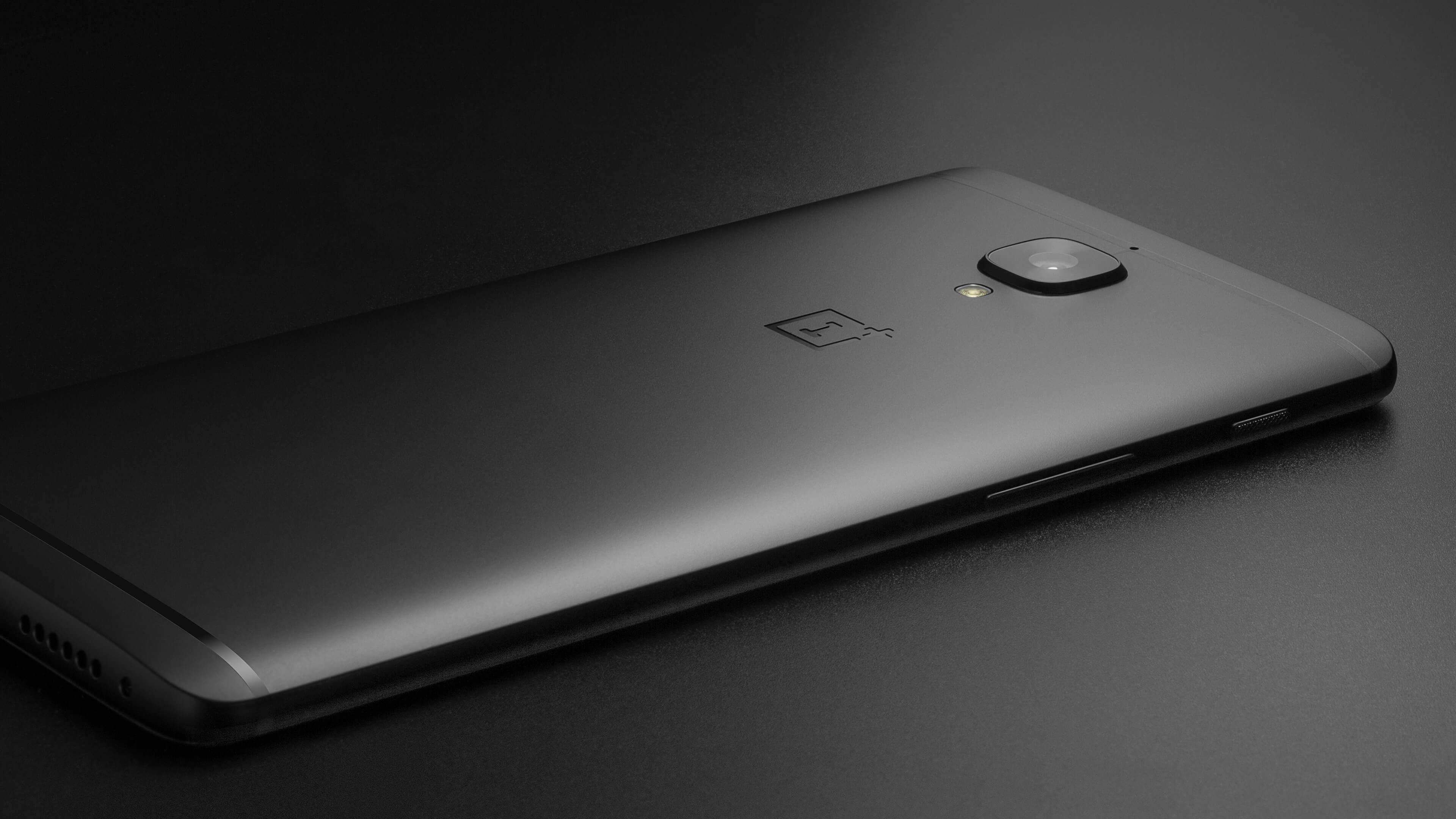 OnePlus 3T Midnight Black 2