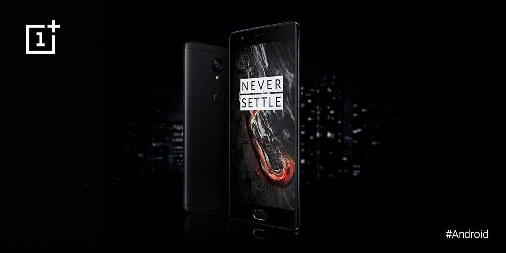 Midnight Black, una variante más del OnePlus 3T llega al mercado