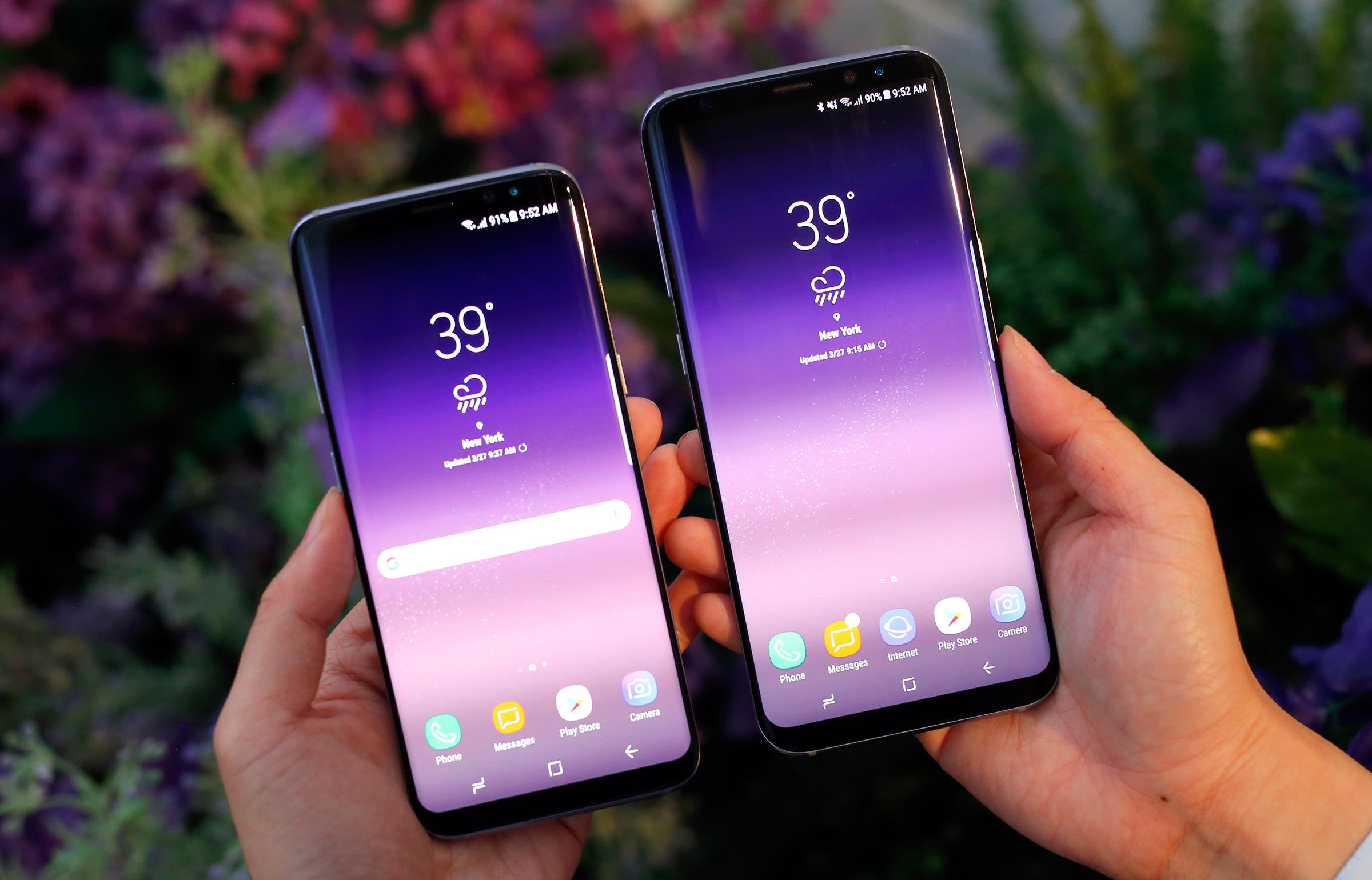 Samsung Galaxy S8 presentacion oficial