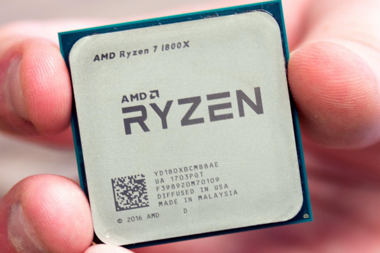 AMD Ryzen 7 tiene bastante potencial