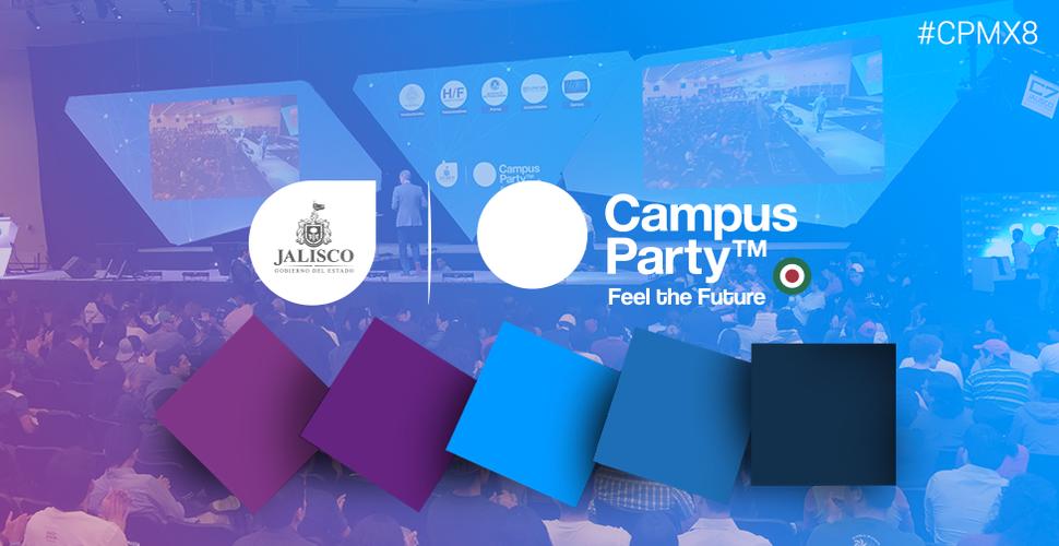 Campus Party México está de vuelta este 2017