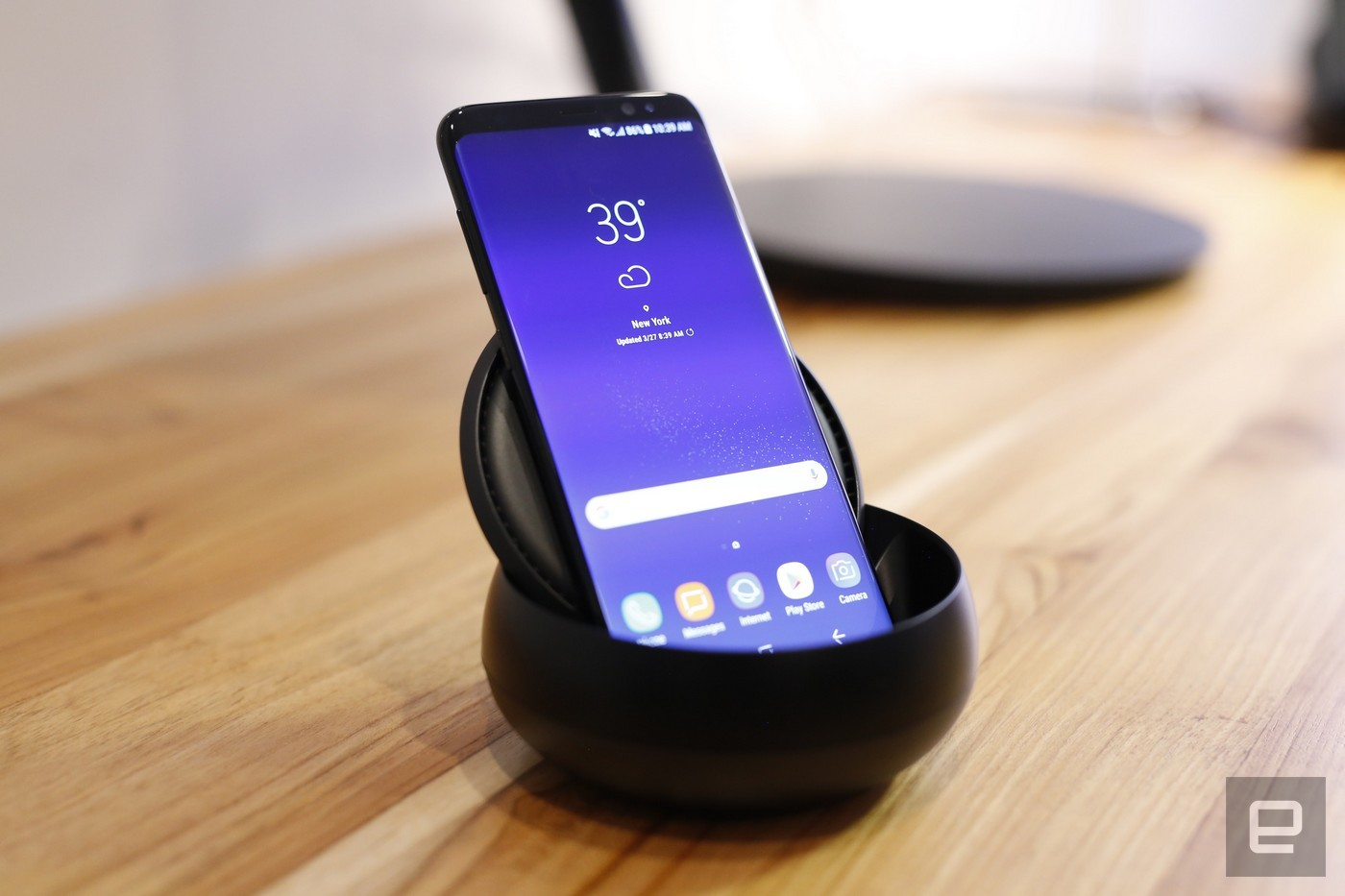 Galaxy S8 estrena un nuevo estándar de conectividad