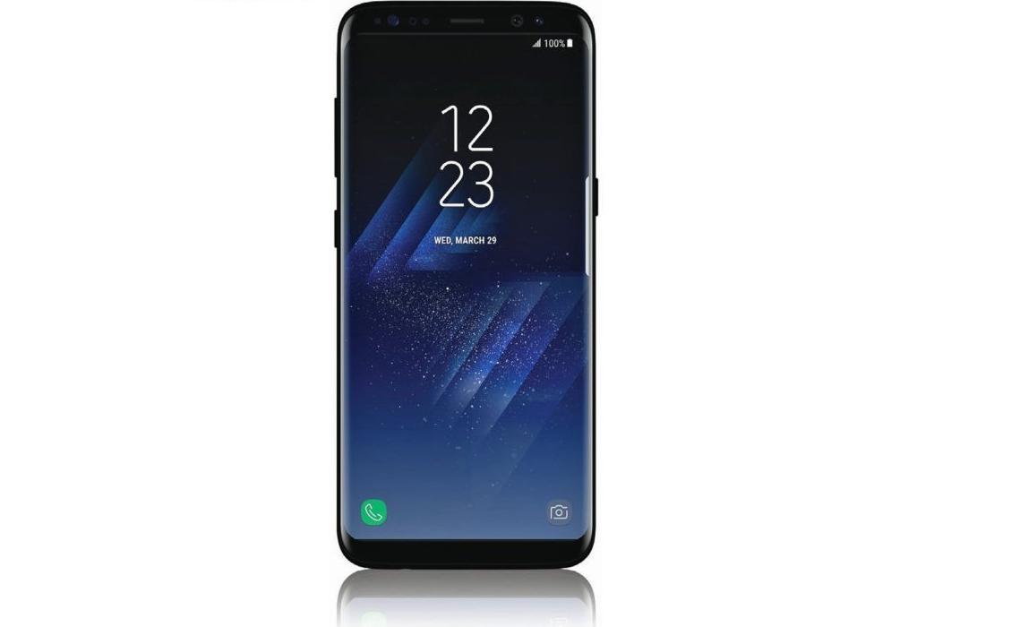 Así luce el nuevo Galaxy S8