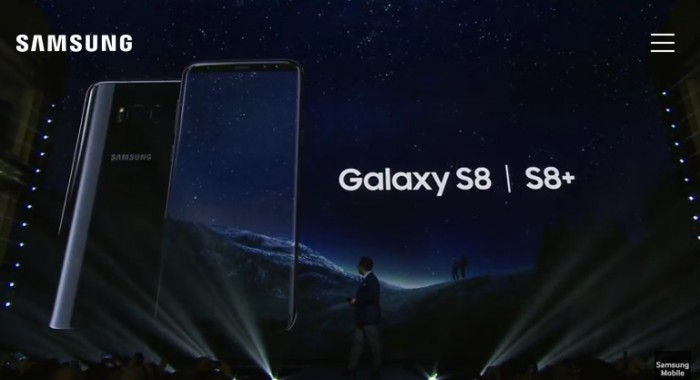 galaxy s8 oficial
