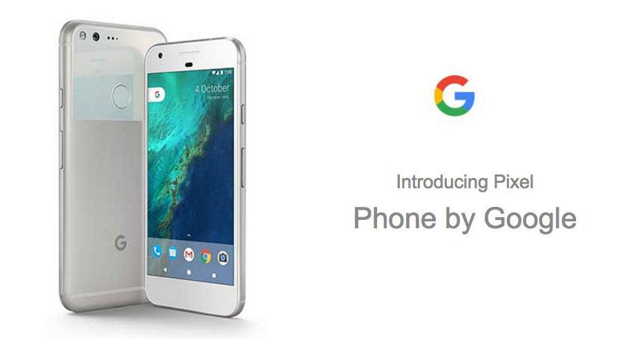 google pixel by htc