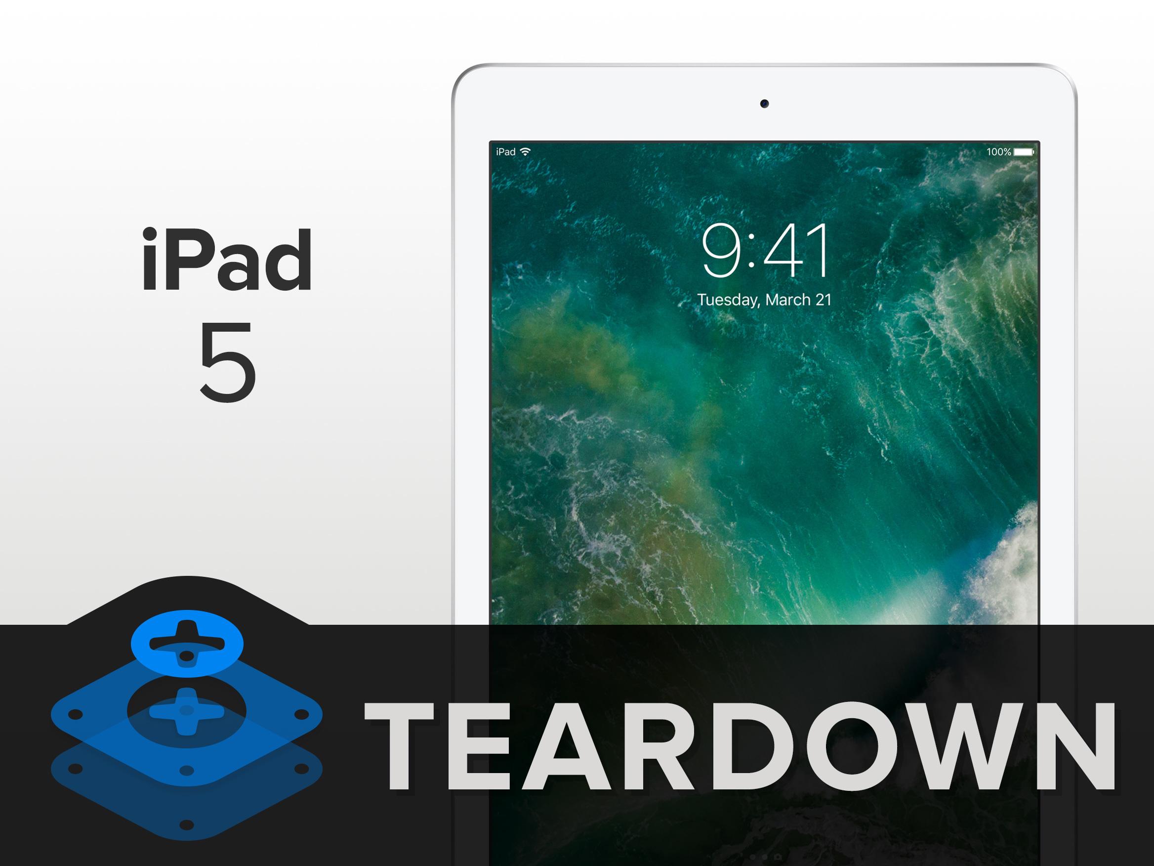 """Apple sorprende con el iPad de 9.7"""" (2017)"""
