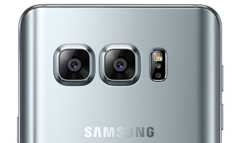 Galaxy C10 sería el primero de la familia en estrenar esta doble cámara