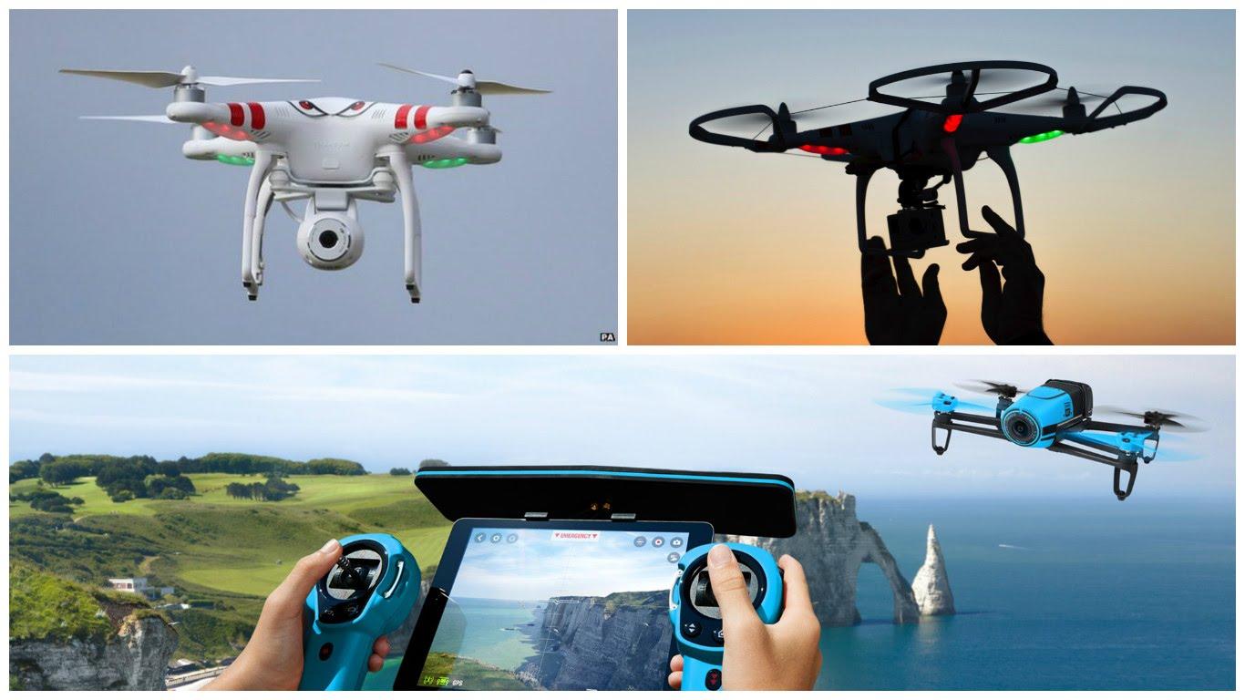 ¿A ti te gustan los drones?