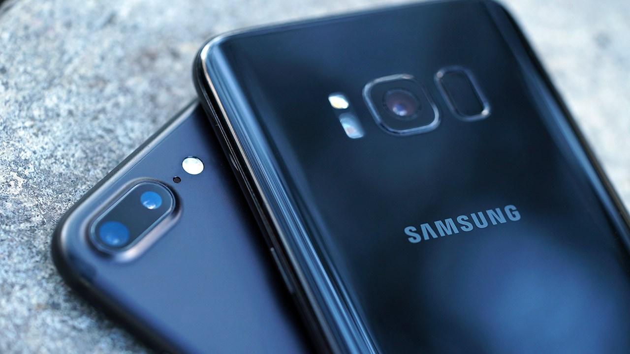 Samsung toma ventaja sobre Apple en ventas