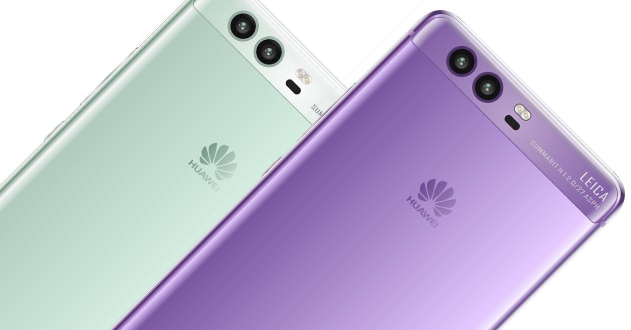 Huawei recupera la cima en ventas dentro de China