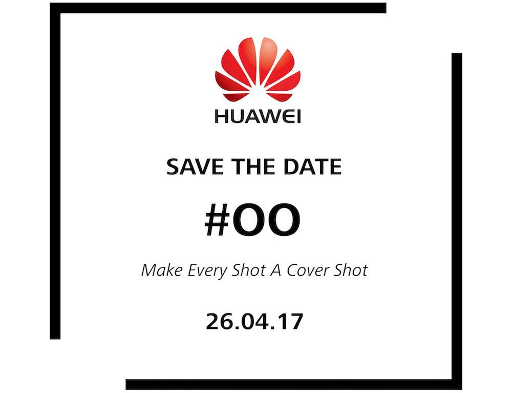 Huawei P10 invitacion lanzamiento mexico